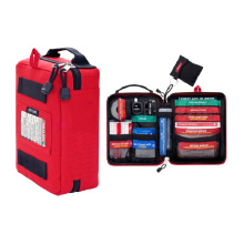 Car Luggage Emergency Survival First Aid Kit Bag