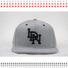 2016 плоские законопроект вышивка спортивные шапки с Вашим логотипом
