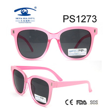 Hot Sell New Model Kid Plastic Sunglasses (PS1273)