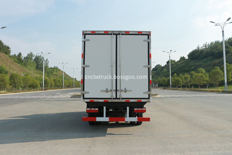 meat refrigerator truck 4