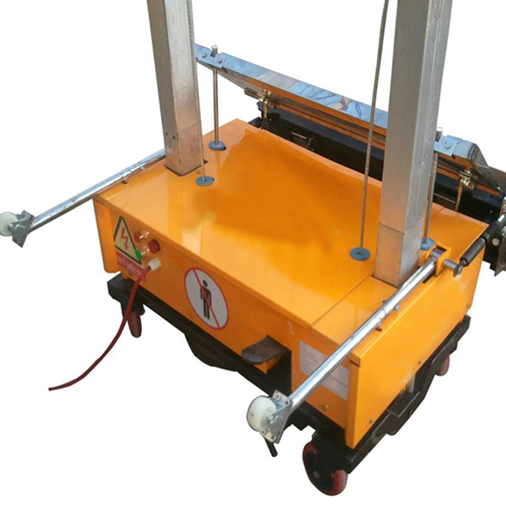 Wall Rendering Machine