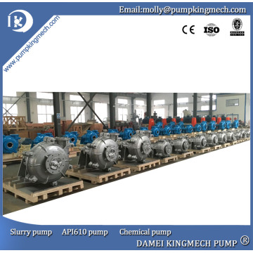 6 / 4D centrifugale mestpomp