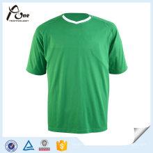 Personalizado 100 poliéster Jersey Blank Soccer Jerseys