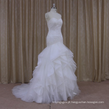 Beautybridal 2016 Organza Atacado Wedding Dresses China