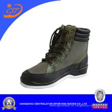 Moda para hombre impermeable ATA para arriba los zapatos (16254)