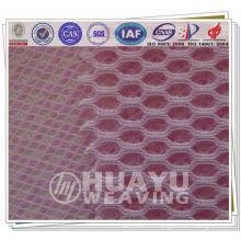 Tissu en maille de polyester, 0639 Chaussures de sport Tissu en mousse à air 3D