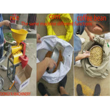 DONGYA 6N-40 R001 máquina de processamento automático de caju / fábrica de moagem de arroz