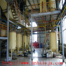 Equipamento de extração contínua e automática de óleo de palma com 100T / H