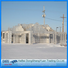 Easy-to-Handle Construction Aluminum Formwork System