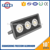 Commercial Lighting 150W LED Flood Light Aluminum Lamp Body Black
