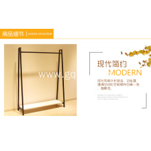 free sample double rail metal cloth dryer stand