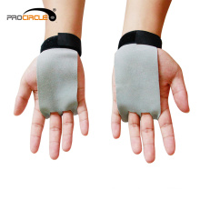 Großhandelsgymnastik-schützende Gewichtheben-Sport-Handschuhe