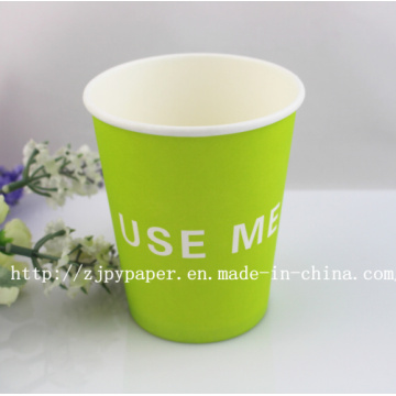 Customized Single Wall Paper Cup (New-Style in New York) -Swpc-68