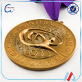 20 years metal ribbons for medals experience sedex 4p metal medal zhongshan manufacturer of medal(HP-120)