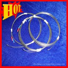 Cable de titanio puro ASTM B863 Gr3 en existencia