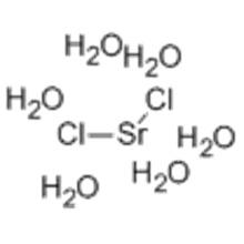 Strontium chloride hexahydrate CAS 10025-70-4