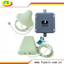 65dB Gain GSM/3G 850MHz 1900MHz Dual Band Cell Phone Mobile Signal Booster