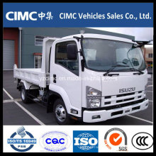 Isuzu 4X2 Mini Dump Truck 600p for Sale