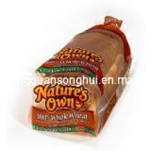 Saco de embalagem de pão plástico / saco de pão / saco de empacotamento de naco