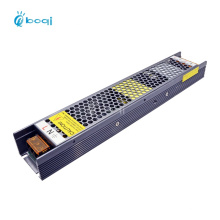 boqi Constant Voltage Led Driver 12v Triac Dimmable Led Drivers 200w 16.7a power supply With CE SAA FCC Listed For LED Lighting
