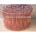 copper wire ties