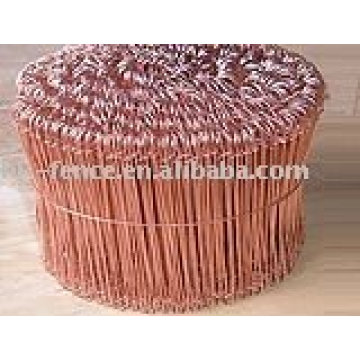liens de fil de cuivre