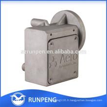 Pièces de rechange de moteur de moulage mécanique sous pression d'aluminium de précision d'OEM