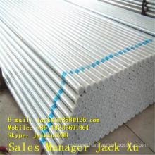 Pre-Galvanized Steel Corrugated Pipe to