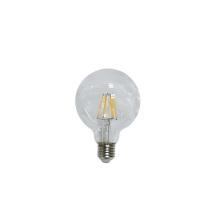 À incandescence LED lumière G95-Cog 8W 800lm 8PCS Filament