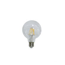 LED Filament Light G95-Cog 8W 800lm 8PCS Filament