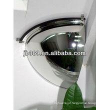 Espelho de teto cúpula interior de segurança convexo