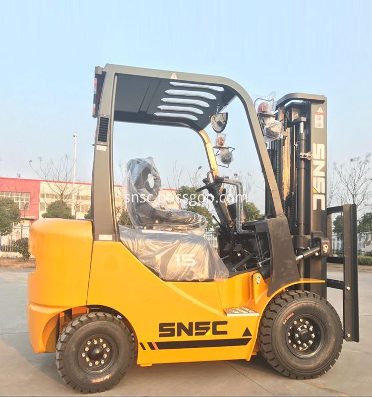 Forklift Manufacture