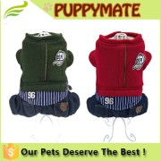 Leisure style dog clothes /puppy apparel pet clothes