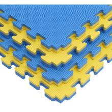 Le karaté de Taekwondo d'arts martiaux a utilisé le tapis de gymnastique de mousse d'EVA de lutte de Tatami de puzzle à vendre