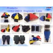 OBD Diagnostische Connector Voor Automobiel