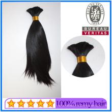 Virgin Brazilian Human Hair Top Grade Hair for Bulk