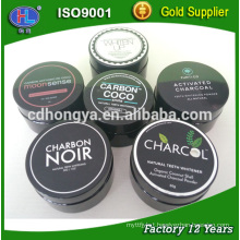 Hot selling activated charcoal teeth polish powder in uk