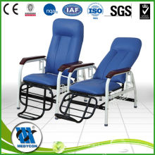 Hospital Transfusion bed with high quality leather cushion
