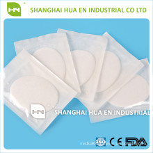 Medical Adhesive Natural Cotton Sterile Eye Pads