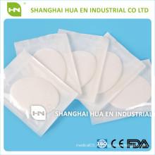 Лечебные клейкие натуральные хлопчатобумажные стерильные подушечки для век