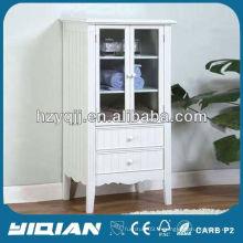 Beautiful Home Furniture Armoire de rangement mince et mince Cabinet de salle de bain de luxe