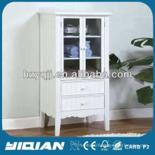 Beautiful Home Furniture Tall Slim Storage Cabinet Luxury Bathroom Cabinet
