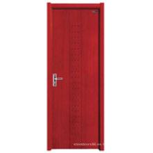 Puerta interior de madera (HDC-001)