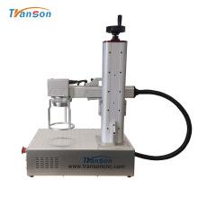 Affordable Handhold Metal Plastic Fiber Laser Marker
