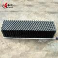 Torre de enfriamiento de onda oblicua llena relleno de pvc de venta caliente de China