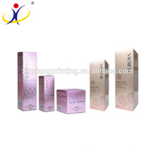Customized Color!Luxury Customized Cosmetic Packaging Box Small Cosmetic Boxes