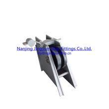 Bouchon de chaîne à levier à rouleaux fabriqué en Chine