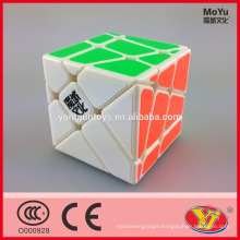 MoYu crazy Yileng twisty cube crazy Fisher cube