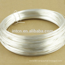 Rohs tested Electrical material Ag9999 wire