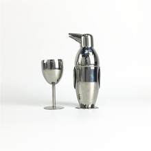 Cheap Price Unique Stainless Steel Ice Cocktail Shaker Wholesale Mason Jar Cocktail Shaker